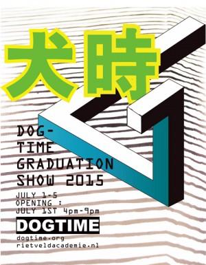 DOGtime graduation show