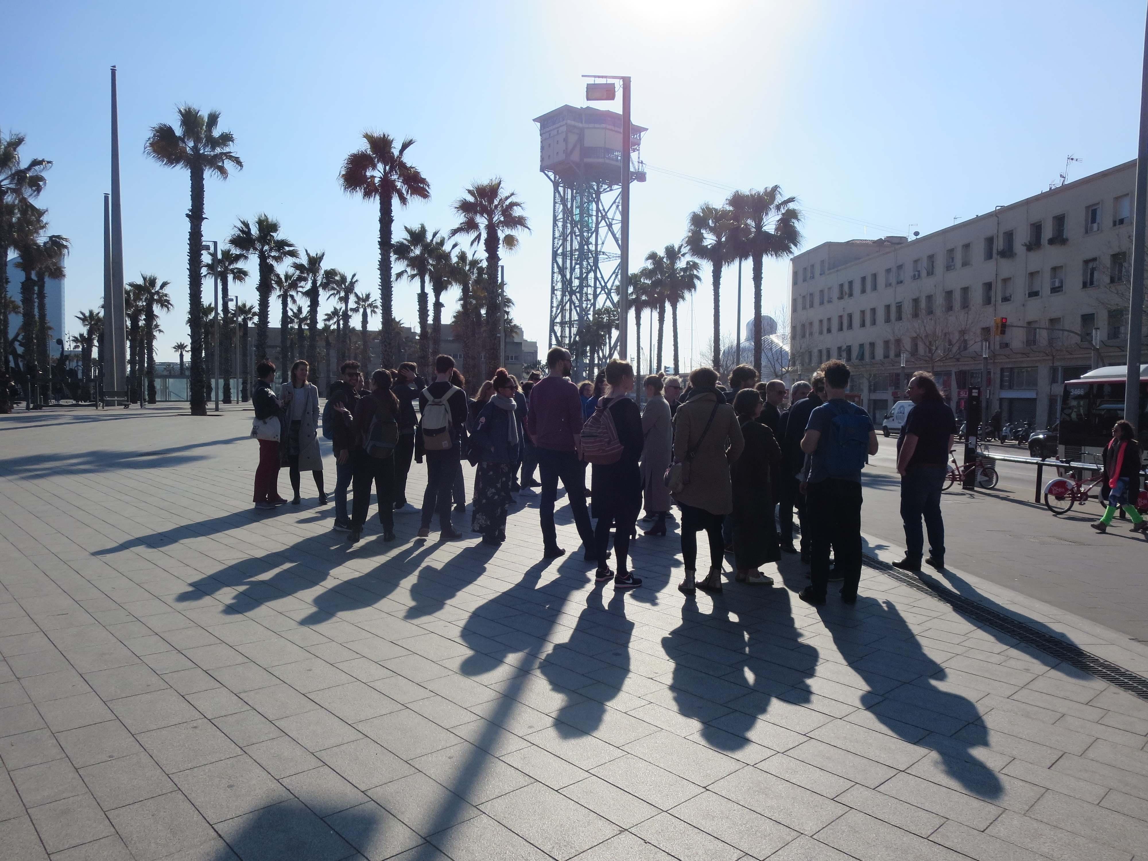 Barcelona klein